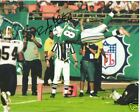 RANDY MCMICHAEL MIAMI DOLPHINS SIGNED 8X10 PHOTO W/COA