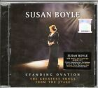 SUSAN BOYLE-Standing Ovation-Songs From The Stage CD -BRAND NEW-Still Sealed