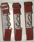 ADULT/MENS SNAKE BELT BELTS WINE/BURGANDY COLOUR BNWT