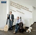 6 Sonatas for Violoncello & Basso Continuo, New Music
