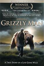Grizzly Man (DVD, 2005)  BRAND NEW, SEALED