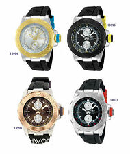 New Men's Invicta Ocean Baron Pro Diver Flame Fusion Watch - Choice Of  2 Colors