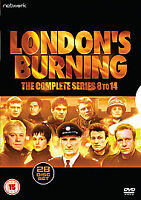 LONDON'S BURNING -- THE COMPLETE SERIES 8-14