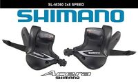 SHIMANO ACERA SL-M360 3,8 or 3x8 SET RAPIDFIRE SHIFTERS choose in variations