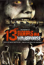 13 HOURS IN A WAREHOUSE (DVD,2008)