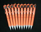 10 x Rotring TIKKY Pencils 0.5 PASTEL RED New