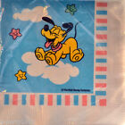 Disney BABY PLUTO SMALL NAPKINS VTG (16) ~ 1st First Birthday Party Supplies