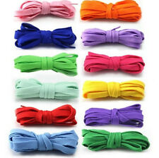 1 Pair New Athletic Shoe Laces Shoelaces Sport Sneakers Boots Strings