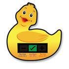 Duck Bath Safety Thermometer Baby Toddler