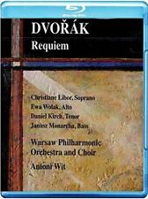 Dvorak: Requiem [Blu-ray Audio], New Music