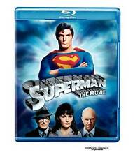 Superman: The Movie (Blu-ray Disc, 2006) NEW