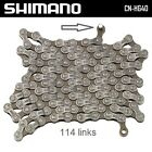SHIMANO CN-HG40 114 LINKS 6/7/8 SPEED CHAIN COMPATIBLE
