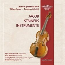 Jacob Stainer's Instruments, New Music