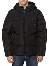 NEU JACK & JONES JACKE HERREN WINTERJACKE WOOD BOMBER JACKET CORE SCHWARZ BLACK