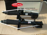 VAUXHALL OMEGA  FRONT  SHOCKS  ABSORBERS V26580613 NEW