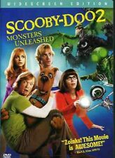 SCOOBY DOO 2 MONSTERS UNLEASHED (DVD, 2004, Widescreen) NEW