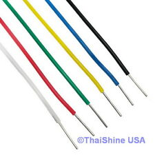 10FT AWG 22 Yellow Hook-Up Wire (300cm) Stranded - USA SELLER - Free Shipping