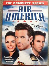 Air America - The Complete Series (DVD, 2006, 6-Disc Set) Lorenzo Lamas