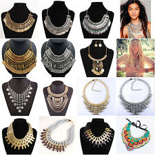 Hot Selling Coin Necklace Ethnic Bohemian Jewelry Coachella Festival Gypsy