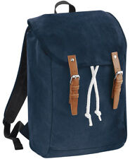 Quadra Vintage Rucksack - 3 Colours - Laptop compatible up to 14""