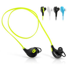 QY7 Wireless Bluetooth Headset Sport Stereo Earphone Headphone for Smart Phones