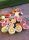 WATERMELON 'Heirloom Mix' *35+ seeds* heirloom NON GMO vegetable garden UNUSUAL