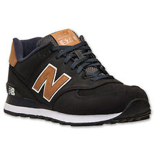 New Balance ML574SLA: 574 Black/Tan Classic Casual Running Men Size