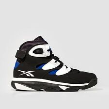 Reebok Shaq Attaq IV (Black/White/Royal) M41972 Men's Basketball OG Shoes