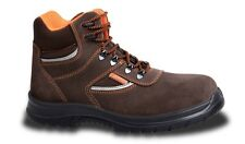 Beta Tools 7255NA Suede Ankle Shoes/Work Boots Waterproof Nylon