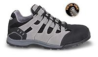 Beta Tools 7348Rp Suede Safety Shoes With Mesh Insert Composite Toe Cap