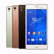 "Sony Xperia Z3 D6603 16GB GSM Unlocked 5.2"" 20MP Smartphone Cell Phone"