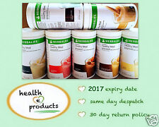 4x Four Tubs ✪ Herbalife FORMULA 1 Shake 550g ✪ Healthy Protein Meal ✪ UK Stock