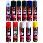 Auto Car Lacquer Gloss Matt Primer Spray Paint Aerosol Black Red White Trendy