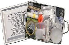 New Bushcraft Ultimate Survival Kit UK BUS004A