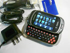 GOOD Samsung Gravity SGH-T669 Camera QWERTY GSM Touch Slider T-MOBILE Cell Phone