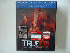 True Blood: The Complete Fourth Season (Blu-ray Disc, 8-Disc Set) NEW Target
