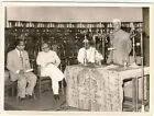 "India original 1960 Jawarharlal Nehru 4.5"" x 6"" photo G"