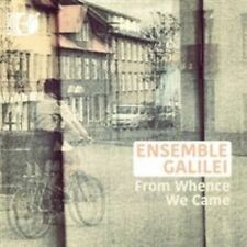 From Whence We Came [Blu-ray Audio + CD], New Music