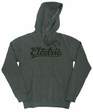 Electric Brace Hoody - Heather Grey