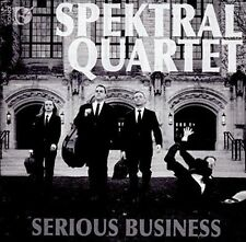 Serious Business [Blu-Ray Audio + CD], New Music