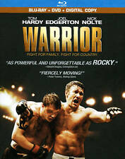 WARRIOR New Sealed Blu-ray + DVD brand new, free shipping