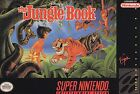 JUNGLE BOOK SNES SUPER NINTENDO GAME ONLY NES HQ