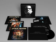 Star Wars: The Ultimate Soundtrack Collection (10 CDs + 1 DVD), New Music