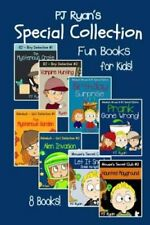 A Pj Ryan Special Collection: 8 Fun Short Stories for Kids Who Like Mysteries...