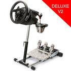 Racing Steering Gaming - Wheel Stand Pro - for Thrustmaster T500RS - DELUXE - V2