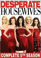 NEW TV Series DVDs Desperate Housewives Season 5 Complete New Sealed