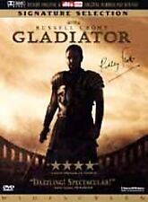 Gladiator (DVD, 2000) Signature Selection/Widescreen/Sealed!