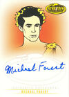 "Star Trek TOS Arts & Images - A29 Michael Forest as ""Apollo"" Auto/Autograph"