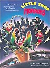 LITTLE SHOP OF HORRORS rare Comedy dvd STEVE MARTIN Rick Moranis JOHN CANDY 1986