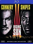 Rising Sun    (Blu-ray Disc) New, Sealed - Different Cover Art